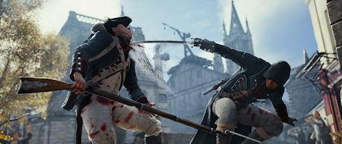 Для доступа к Assassin's Creed: Unity необходима видеокарта за $550