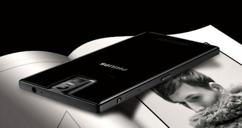 Презентация флагманского смартфона от Philips