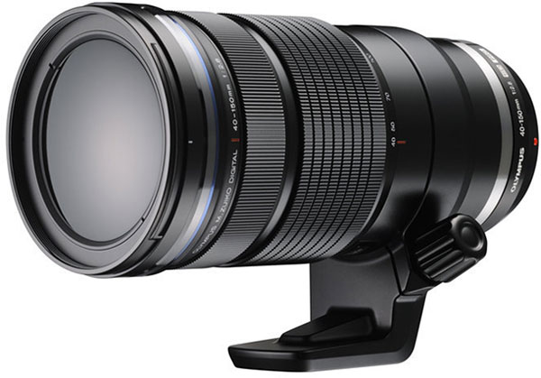 Продажи объектива Olympus M.Zuiko ED 40-150mm f2.8 Pro начнутся в ноябре по цене $1500