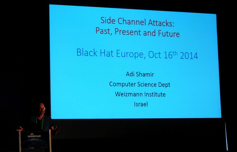 Небольшой рассказ о BlackHat Europe 2014