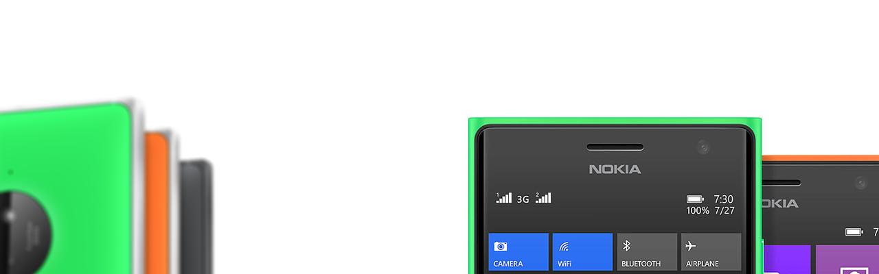 Новинки осени: видеообзор Lumia 830 и Lumia 730   735