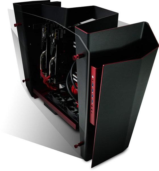 Компьютер Xotic PC Reaper поставляется с ОС Windows 8.1 и стоит $4299