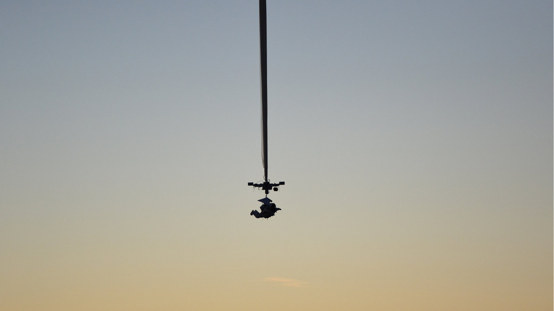 Прыжок с высоты 41 километр: рекорд Баумгартнера побил вице президент Google