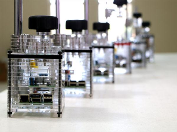 iBox Nano — единственный 3D-принтер с батарейным питанием