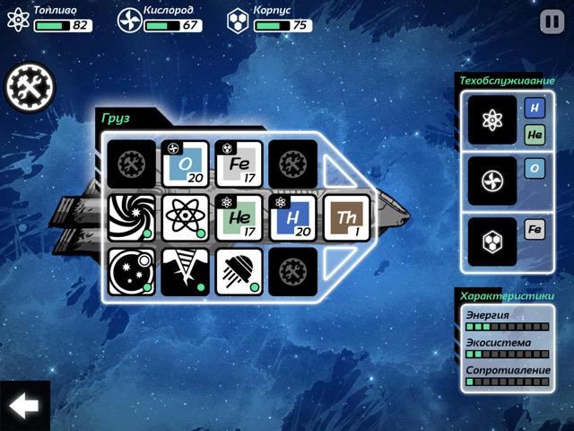 Механика потока эндорфинов на примере трёх космических игр
