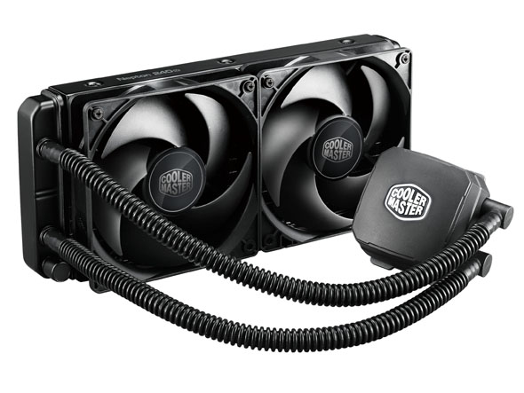 СВО Cooler Master Nepton 120XL и 240M стоят 80 и 95 евро соответственно