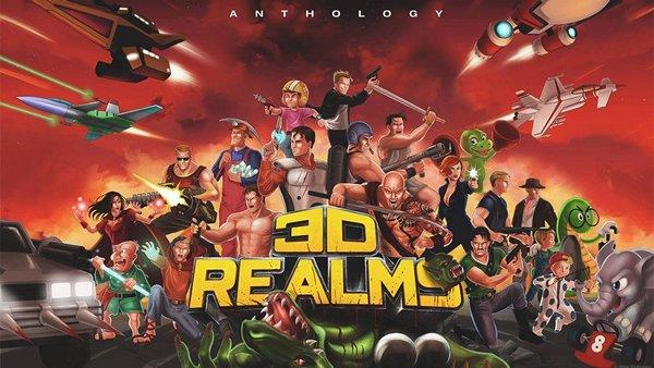 3D Realms возвращается с антологией из 32 игр!