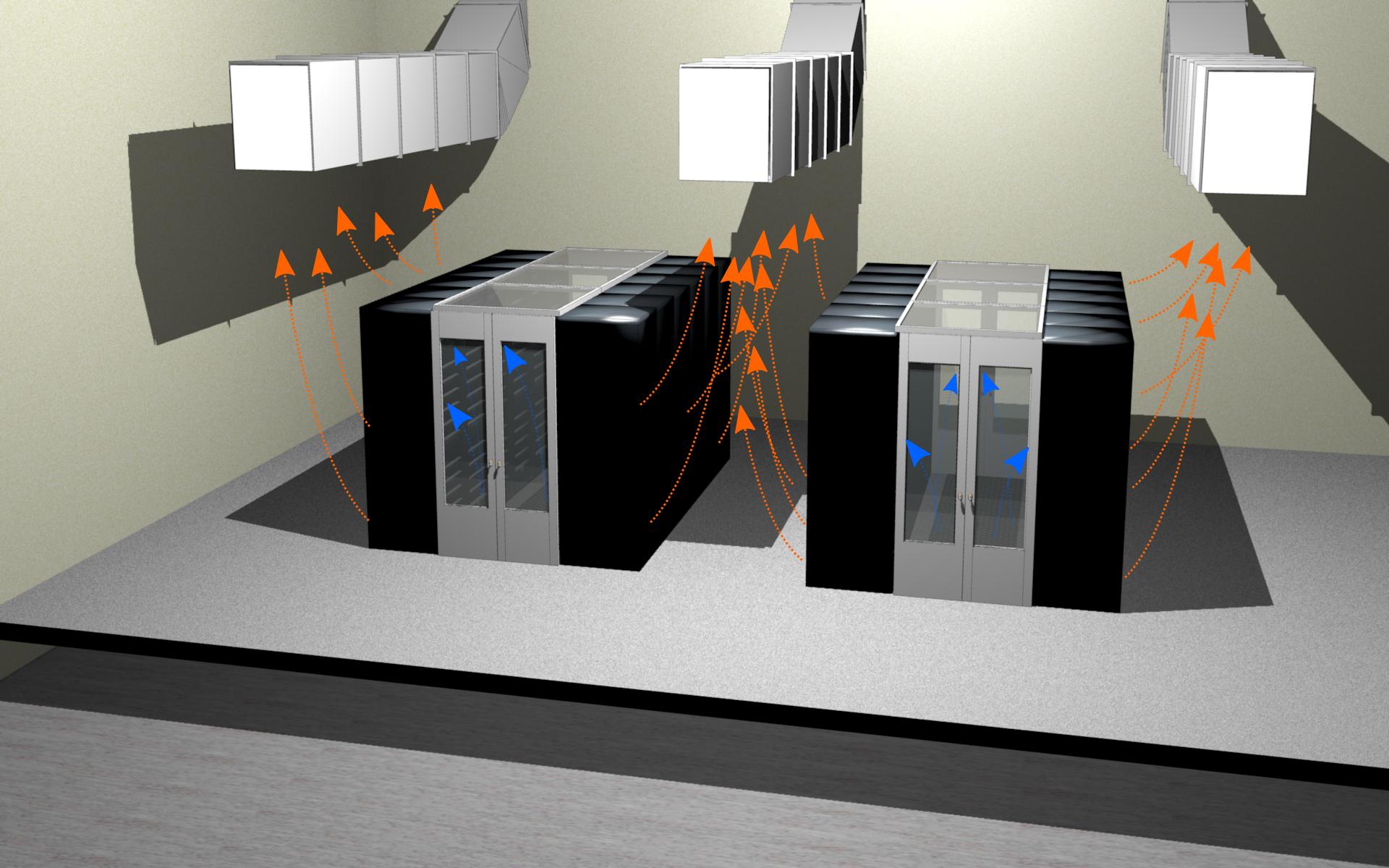 Краткий экскурс в охлаждение серверных