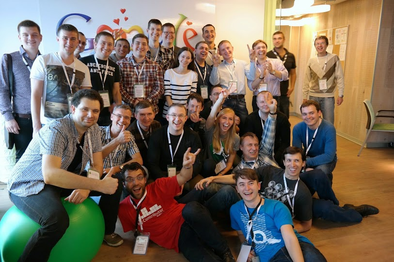 Как и зачем становятся волонтерами Google