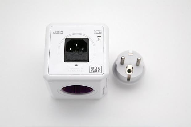 Разбираем универсальный тройник PowerCube Extended USB: возможности и принцип работы