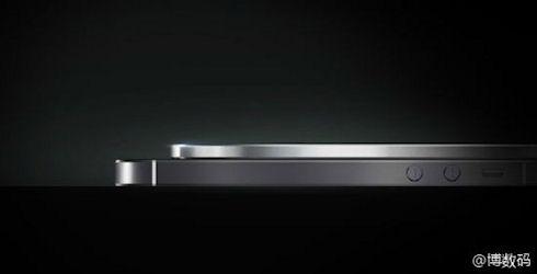 Самый тонкий смартфон от Vivo