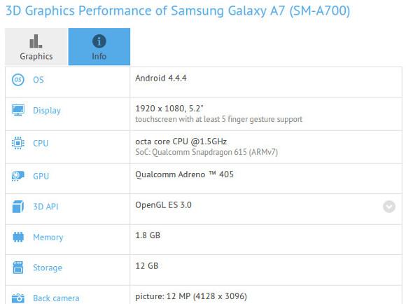Основой смартфона служит SoC Qualcomm Snapdragon 615