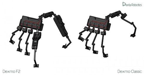 Виртуальная реальность станет ощутимой благодаря перчатке Dexmo