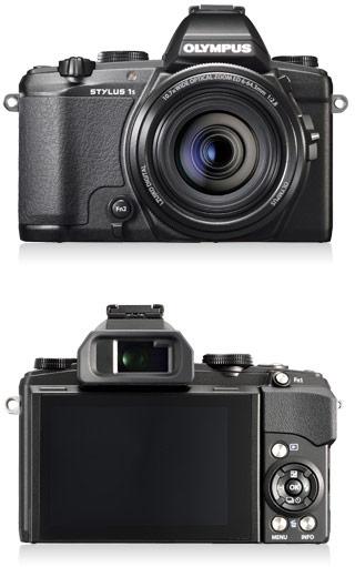 У своей предшественницы камера Olympus Stylus 1s унаследовала миниатюрные размеры