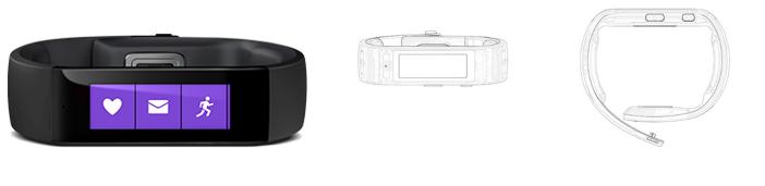 Представляем умный браслет Microsoft Band с поддержкой Windows Phone, iOS и Android