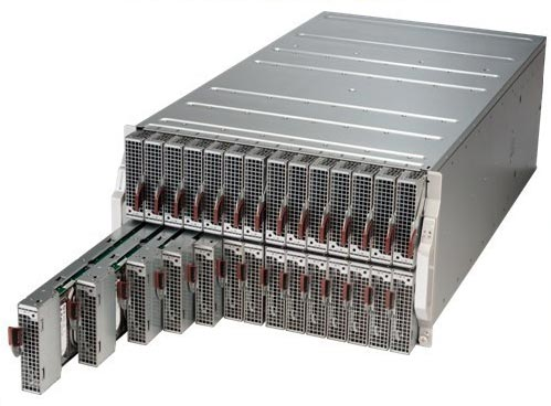 Компания Supermicro привезла SEG 2014 суперкомпьютерные платформы
