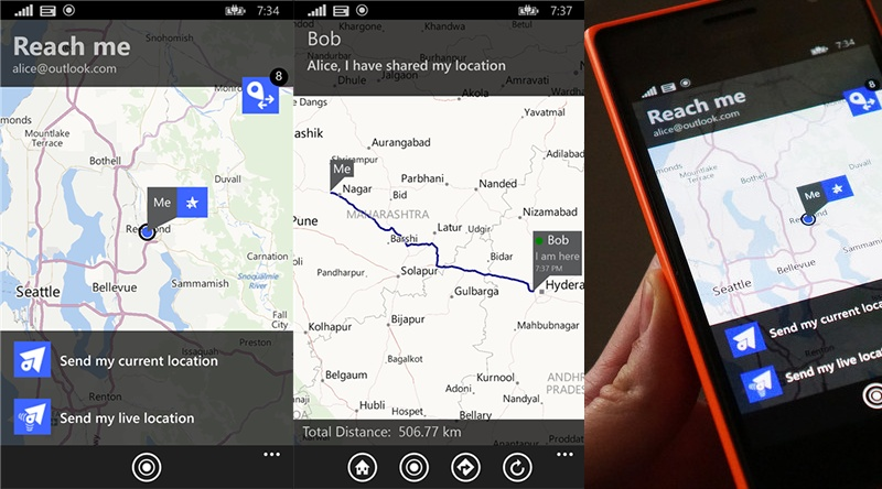Гаражные работы: интересные проекты Microsoft Garage для Lumia