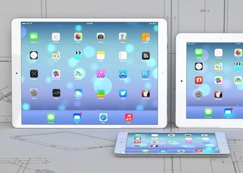 Apple выпустит 12,2 дюймовый iPad Pro