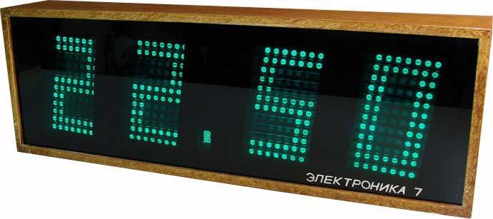 Восстанавливаем старые часы «Электроника 7»