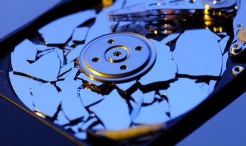 будьте нежны с жесткими дисками!