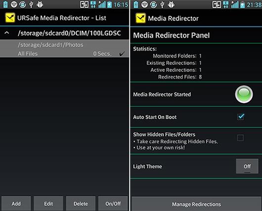 Защита личных фотоснимков на телефонах Android - 2