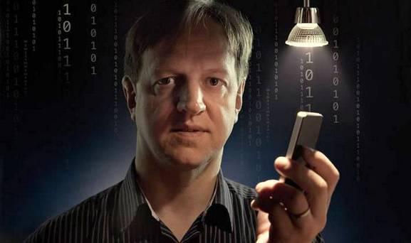 Li-Fi готовится конкурировать с Wi-Fi - 1