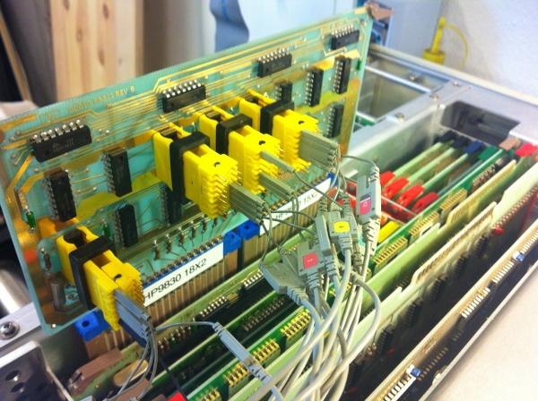 Восстановление HP 9830B - 13