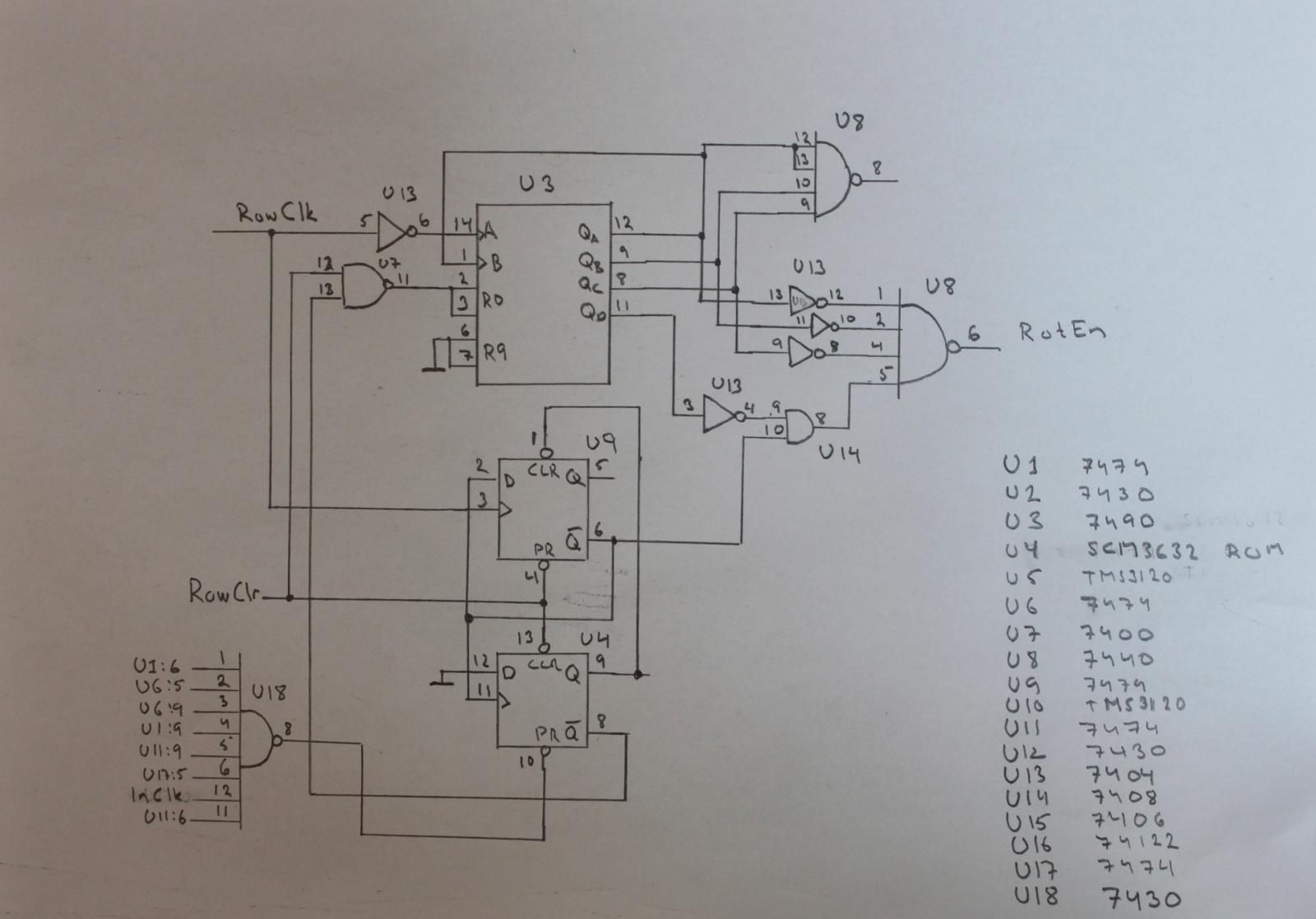 Восстановление HP 9830B - 16