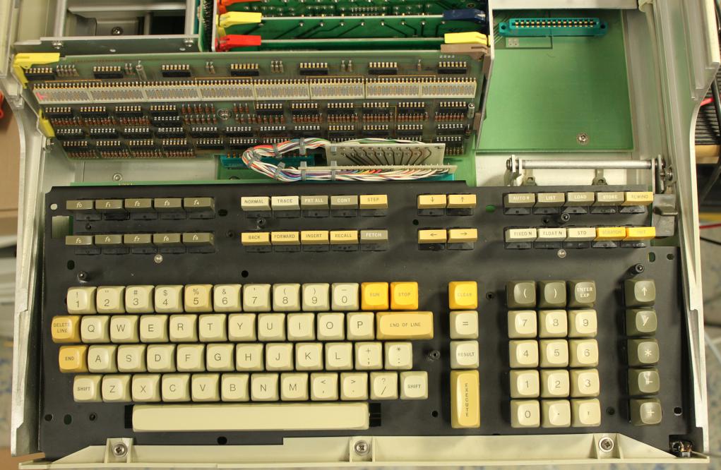 Восстановление HP 9830B - 7
