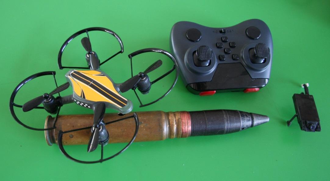 Byrobot: квадрокоптер для Чака Норриса и 6d-мышление - 1