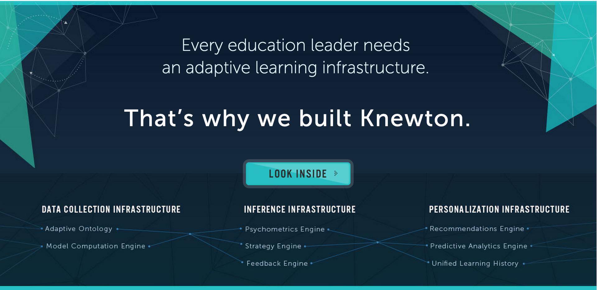 Адаптивное обучение, или несколько слов о Knewton - 1