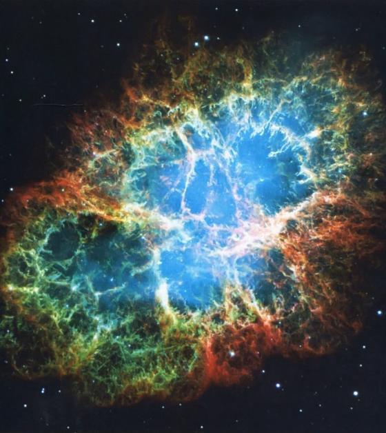 Обзорная статья о нуклеосинтезе в звёздах, звёздной эволюции и сверхновых - 1