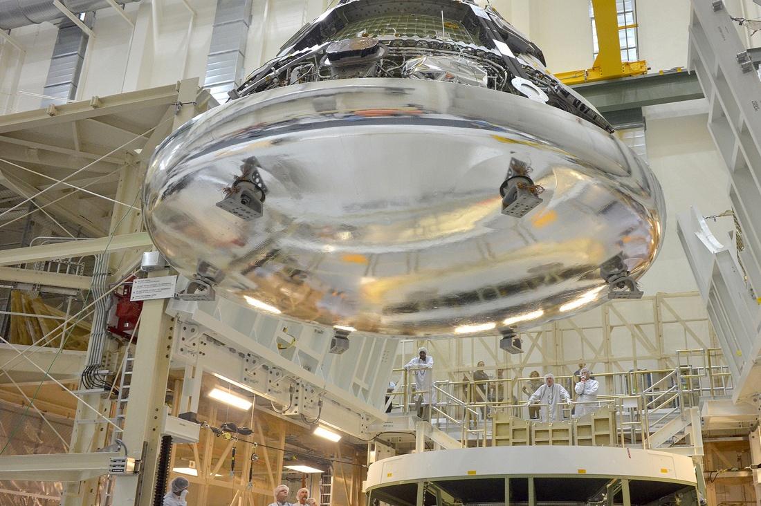 Сегодня NASA запускает межпланетный космический корабль (перенесли на завтра) - 1