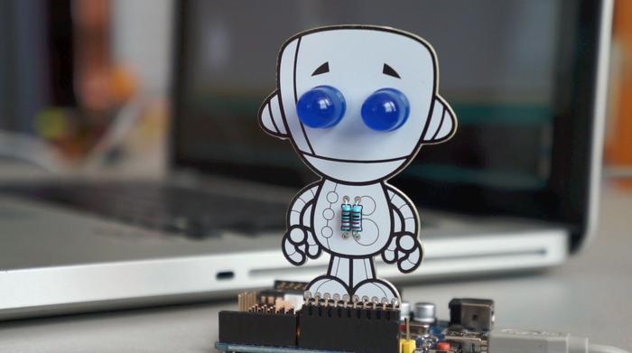 CHIP — Arduino-совместимый электронный обучающий конструктор для детей - 1
