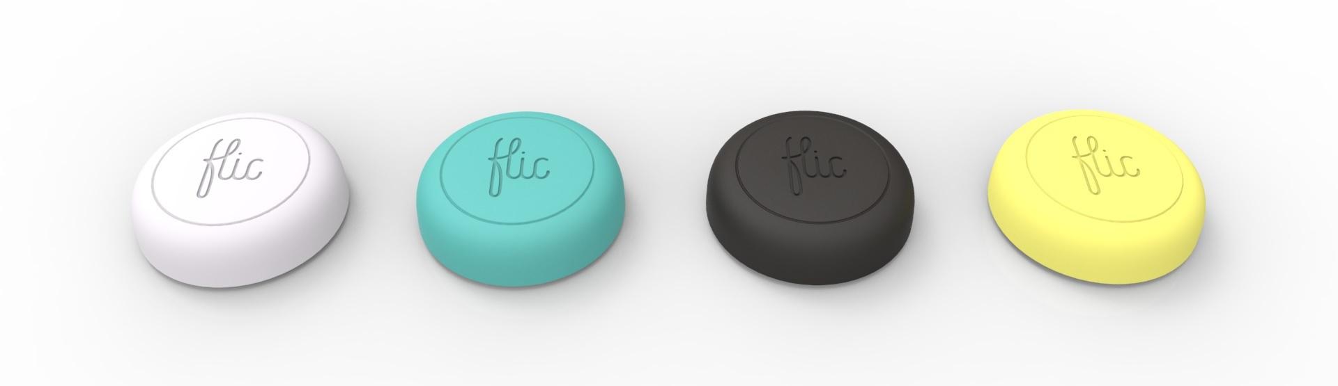 Умная кнопка Flic поможет удаленно управлять смартфоном, бытовой техникой и электроникой - 1