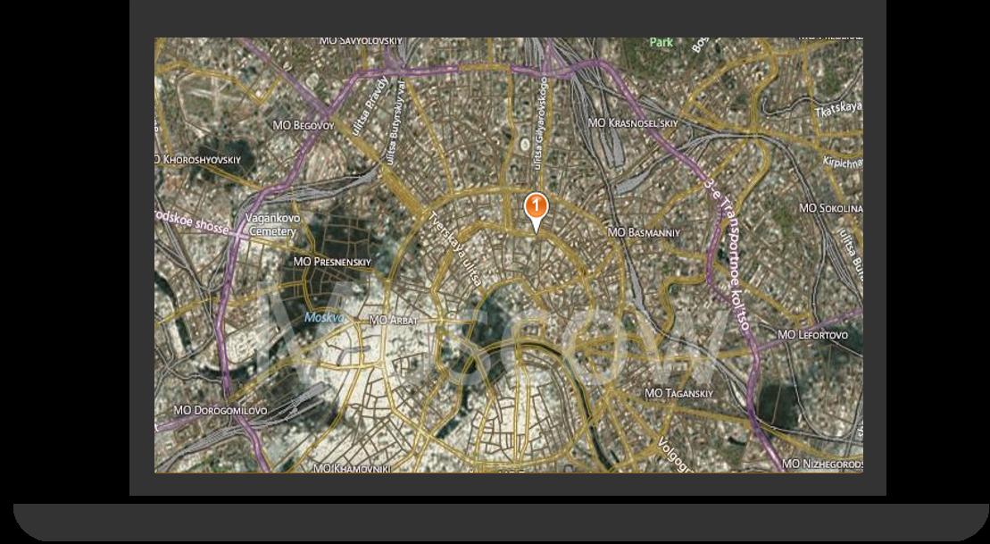 Как добавить карты Bing Maps в Windows-приложение на HTML и JavaScript. Часть 1 - 10