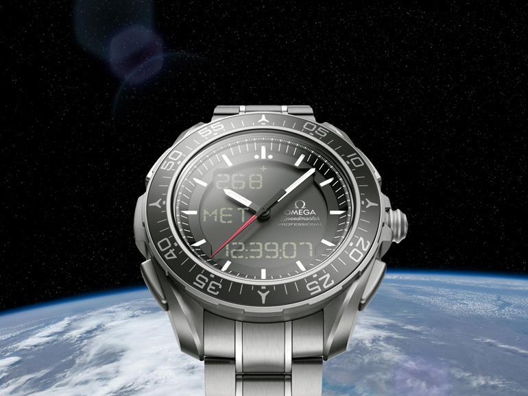 Какие часы носят космонавты? - 1