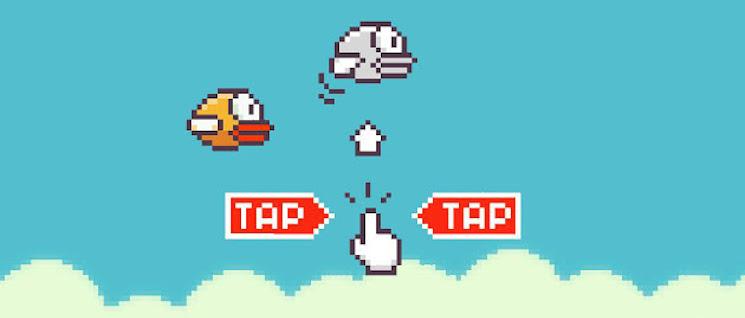 6 уроков Flappy Bird для предпринимателей - 1