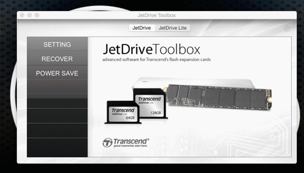 "Transcend JetDrive Lite 350 — расширяя сознание MacBook Pro 15"" Retina - 8"