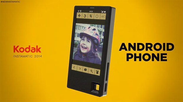 Kodak представит в январе смартфон под собственным брендом - 1