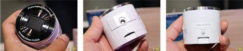 Представлена камера объектив для смартфонов от Oppo