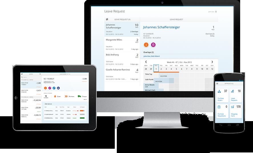 OpenUI5 – новый javascript фреймворк от SAP