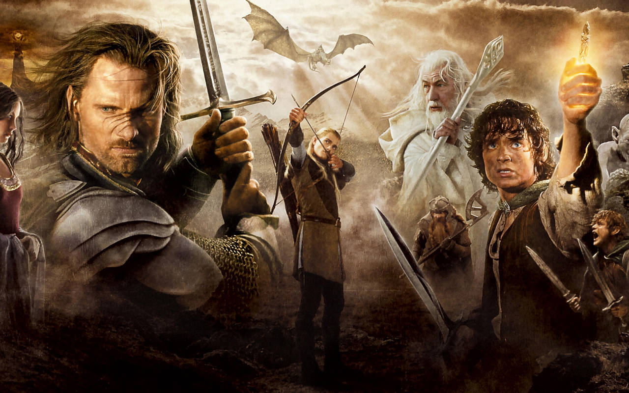 3 января — день рождения Джона Рональда Руэла Толкина - 5