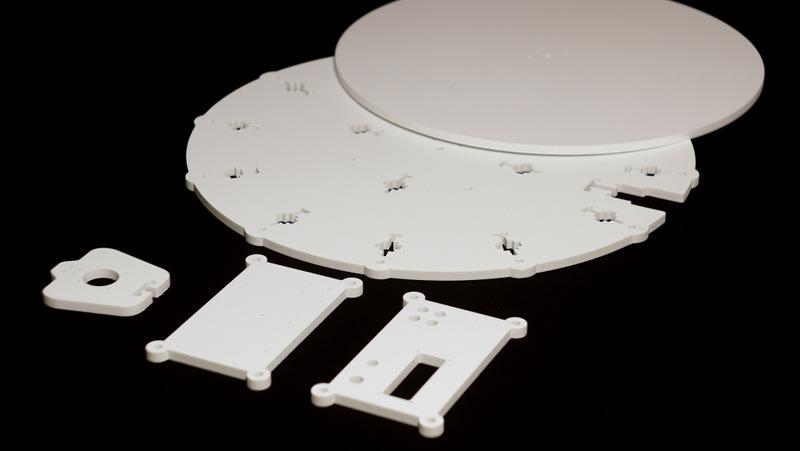 DIY Поворотный столик для 3D-сканирования и съемки фото-360 - 2