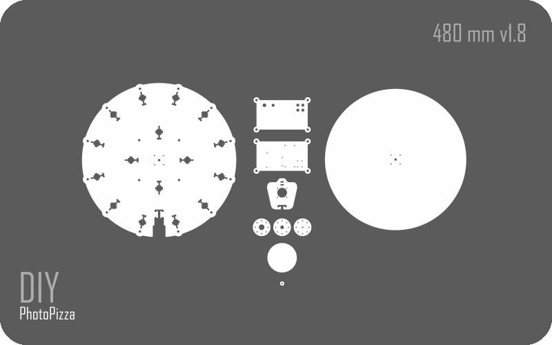 DIY Поворотный столик для 3D-сканирования и съемки фото-360 - 4