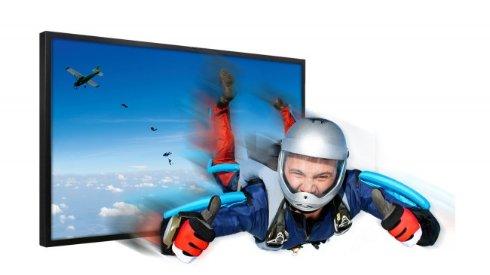 Toshiba показала 3D UHD экран, для просмотра на котором не нужны очки