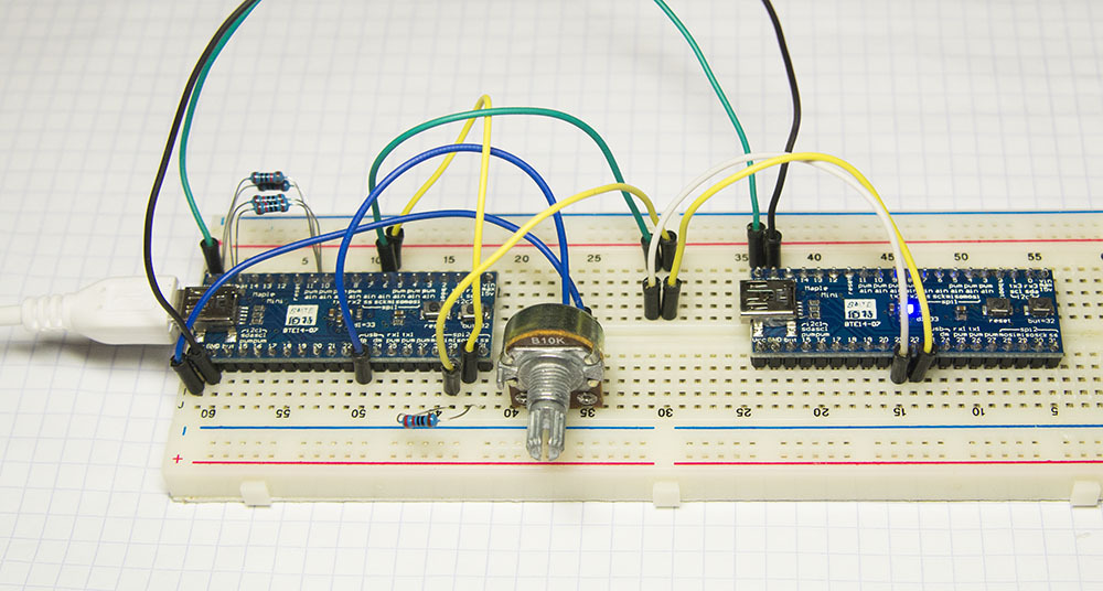 Отладчик за копейки: делаем ST-Link из Maple Mini - 1