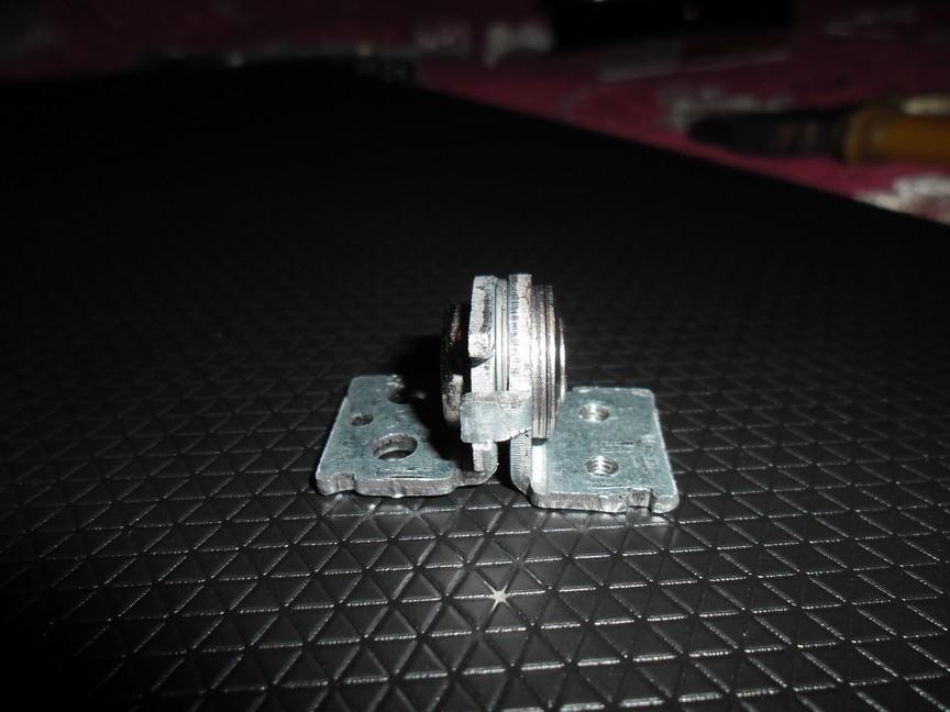 Мелкий ремонт подставки монитора LG 23MP55A - 1