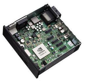 Высокая производительность Nvidia Tegra X1 позволяет наделить бортовые системы новыми возможностями