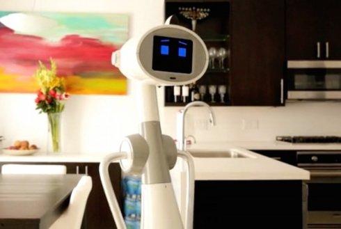 RoboDynamics представила Luna — верного робота слугу